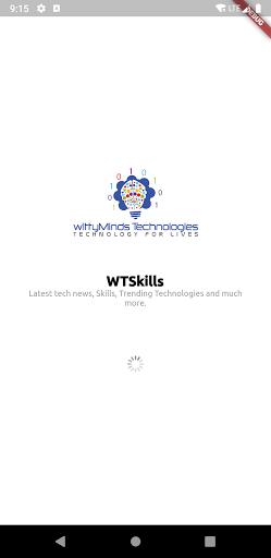 WT Skills App Video learning app