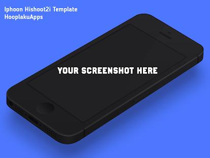 Iphoon - Hishoot2i Template - náhled
