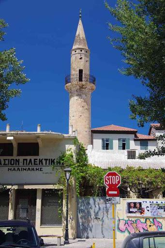 La Canée (Χανιά), ancienne mosquée.