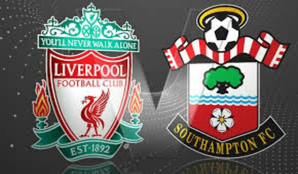 Liverpool vs Southampton premier league match highlight