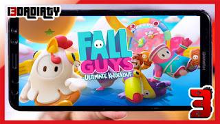 Fall Guys للاندرويد الاصلية من ميديا فاير نسخة