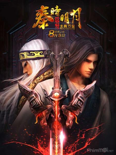 Tần Thời Minh Nguyệt: Long Đằng Vạn Lý - Qin's Moon Movie - Ancient Dragon Spirit 2014