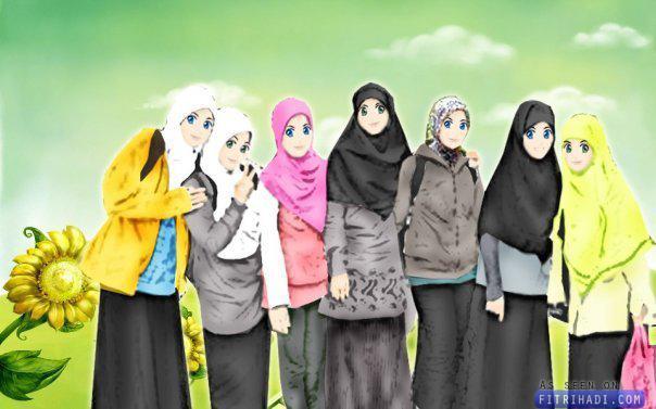 Taking care of Muslimah