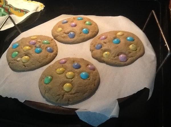 White Chocolate M&m Cookies Recipe