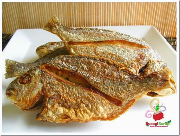 FRIED FISH (BREAM) PIC2© BUSOG! SARAP! 2011
