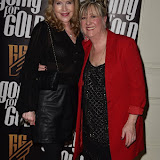 OIC - ENTSIMAGES.COM - Dr Pam Spurr and Linda McGarry - Gogglebox at the  Going for Gold magazine launch party in London 19th January 2015 Photo Mobis Photos/OIC 0203 174 1069