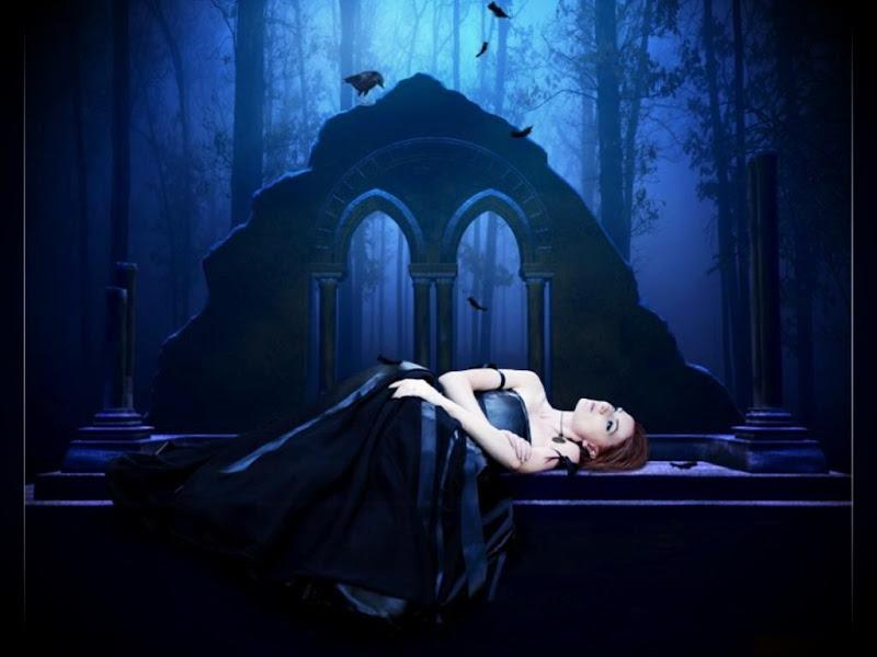 On Deathbed, Death