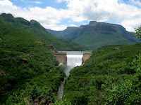 Blyde River Canyon - Drakensburg Escarpment, South Africa