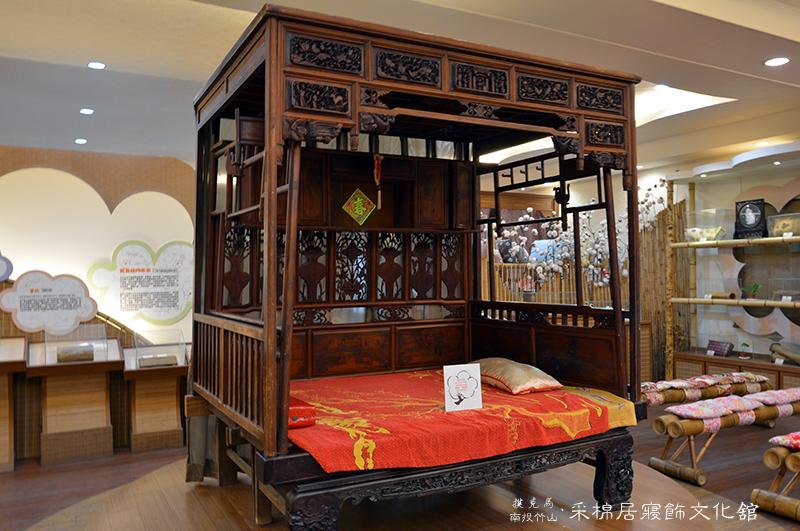 采棉居寢飾觀光工廠