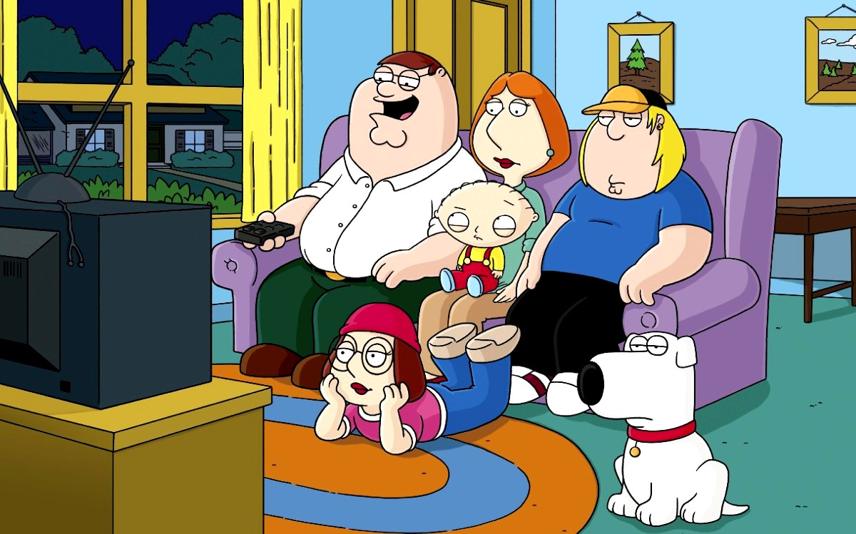 Family Guy (Cartoon Picture 4)
