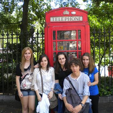 Gauerobidaian Londres 2012