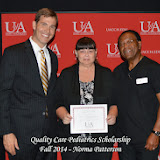 Scholarship Awards Ceremony Fall 2014 - Norma%2BPatterson.jpg