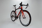 Wilier Triestina Zero.7 Fluo Red Campagnolo Super Record EPS Complete Bike at twohubs.com