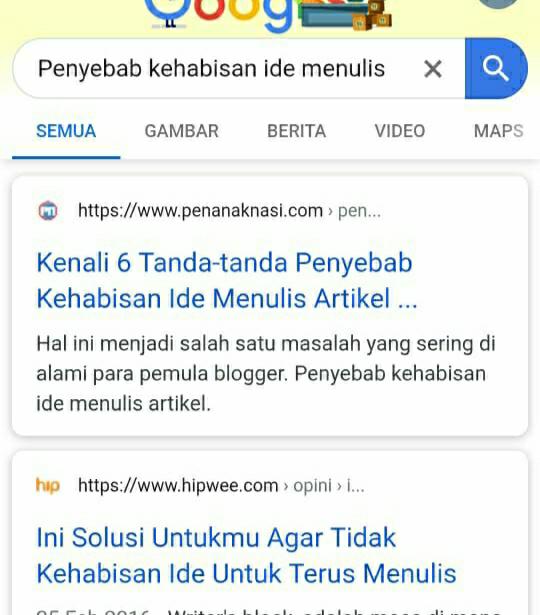 Cara Ampuh Optimasi SEO Artikel Blog agar Masuk Page One Google