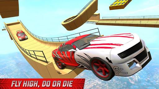 Impossible Mega Ramp Sports Car Stunt Drive 1.2 screenshots 2