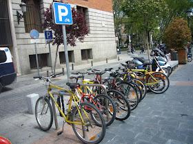 La bici gana terreno en la ciudad como solución anticrisis
