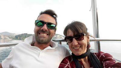 Micaela Lucini Alessandro Vidoli Guida Turistica Lago Maggiore Navigazione isole Borromee