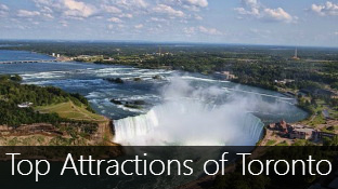 Top 5 Tourist Attractions of Toronto