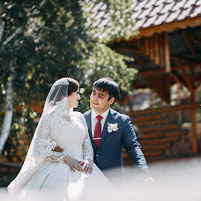 Wedding photographer Azamat Khabibullaev (KhabibullayevA). Photo of 27.08.2018