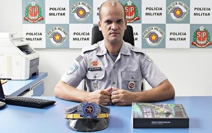 Polícia Militar Rodoviária tem novo comandante na região