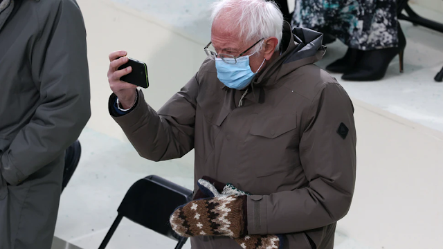 Sanders' Mitten-Maker: My Business Plunged Because 'We Get Taxed To The Nth Degree'