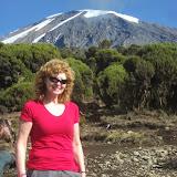 Lilly Clough Fund raiser. Climbing Kilimanjaro Jan 2014
