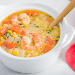 Shrimp and Corn Chowder Recipe