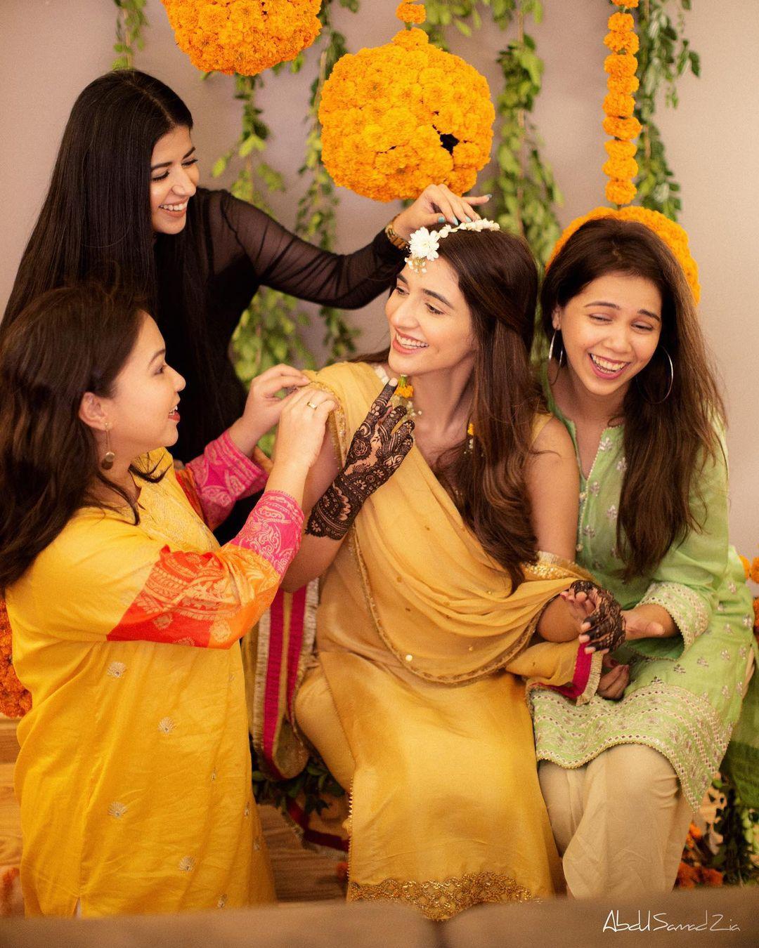 Actress Rabab Hashim Mayun