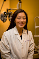 Please add to TLC Gainesville page.  Keep her on the TLC Tysons Corner page as well.  Please update her bio:  Dr. Woo is a native of the New York City area.  She graduated from Barnard College, Columbia University with a BA in Psychology.  In 2007, Dr. Woo completed her Doctor of Optometry at the State University of New York (SUNY), College of Optometry.  After graduation, she completed her one year optometry residency program at the Northport Veterans Administration in Northport, Long Island.    Dr. Woo has practiced in a variety of settings, including private and corporate-affiliated practice and an HMO.  She balances her time between being a Clinical Optometrist at TLC and private practice in Herndon, VA.  She was named Clinical Director of TLC Gainesville and looks forward to growing this practice.