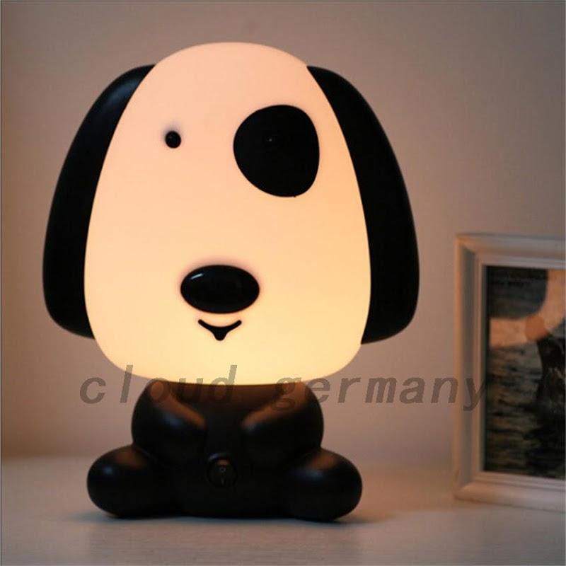 Tischlampe Tiere Nachttischlampe F R Kinderzimmer Led