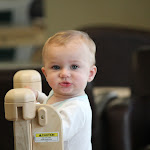 LePort Private School Irvine - Infant childcare - baby standing up