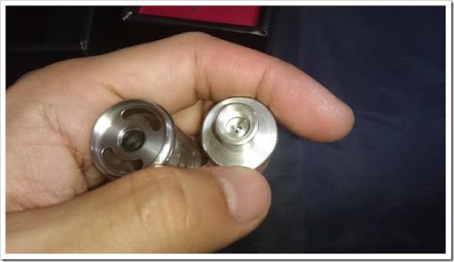 DSC 1637 thumb%25255B2%25255D - 【RTA】ジュースフローコントロールとドロートップフローつきの「UD Simba RTAタンク4.5ml」レビュー!