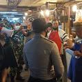 Taruna Satlat Kijang Latsitardanus XLI Sosialisasikan Prokes Covid-19 di Pasar Petisah