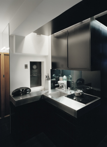 habitaciones en negro