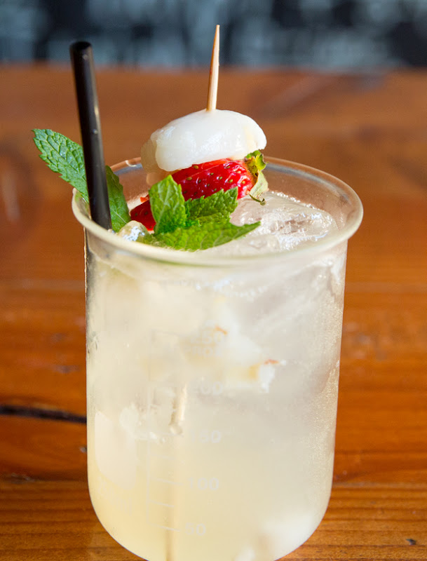 photo of Lychee cocktail