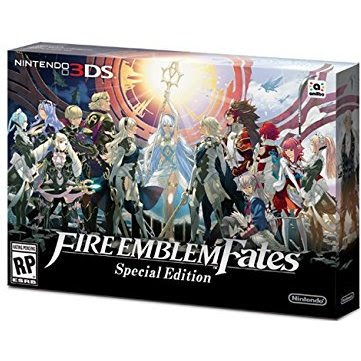 [GAMES] Fire Emblem Fates Special Edition (3DS/EUR/MULTi5)