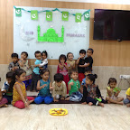 EID CELEBRATION BY NURSERY (2017-18) AT WITTY WORLD, BANGUR NAGAR