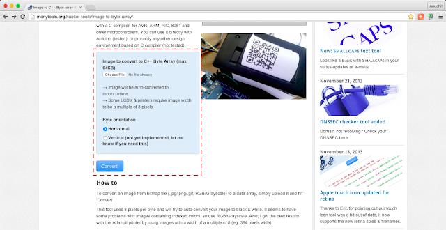 มาวาด Bitmap บนจอ OLED และ ESP8266 กัน – Anuchit's Blog