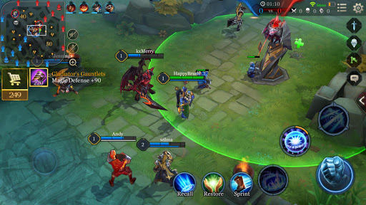 Arena of Valor: 5v5 Arena Game 1.20.1.1 screenshots 12