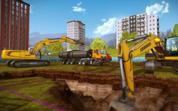 Construction Simulator Gold Edition-SKIDROW Free Download PC Games Full Version