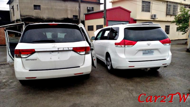 Vs Honda Odyssey Vs Toyota Sienna Vs Nissan Quest Chrysler