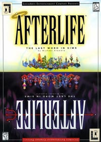 Afterlife - Review-Cheats-Walkthrough By Mike Armstead
