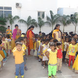 Friendship day celebrations for Pre-Primary kids on 05th August.