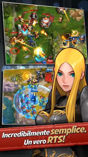 Castle Burn - Rivoluzione RTS  άμαξα προς μίσθωση screenshots 2