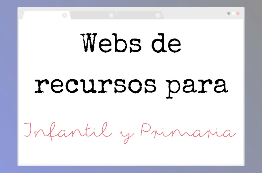 recursos educativos en webs y blogs