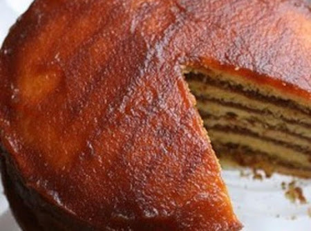 Mom's Apple Stack Cake Recipe