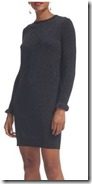 Whistles Sparkle Knitted Dress