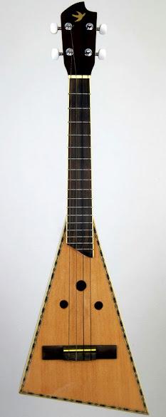 Skylark Paddle Jumbo Tenor Baritone Ukulele Corner