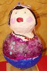 Lady in Purple by Meg