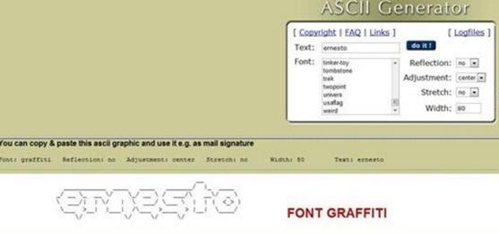 ascii-generator